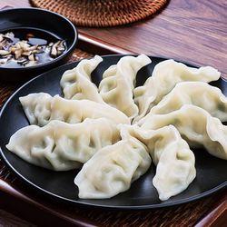 亚洲优选 韭菜猪肉饺子16只 360g