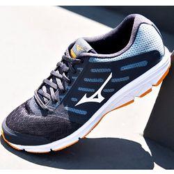 美津浓 男子缓冲跑鞋运动鞋
