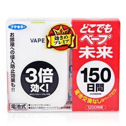 VAPE未来 静音无味驱蚊器150日