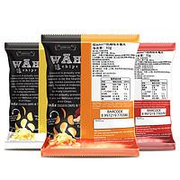 印度尼西亞WAH牌進口木薯片32g  6包裝