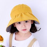 夏天太陽帽女童時尚潮帽
